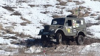 CRAZY GAZ-69 OFFROAD 4X4 Priluki-2017 HARD