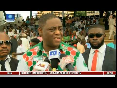 Sunday Politics: PDP Convention TakeAways