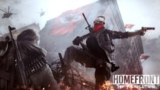 Homefront  The Revolution Gameplay Gtx 970 max setting 1080p 60 fps
