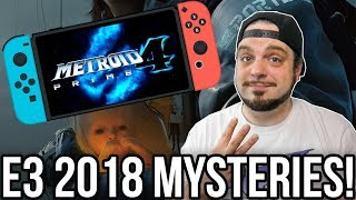 E3 2018 Leaks RUINING Event? 3 Biggest E3 Mysteries! | RGT 85