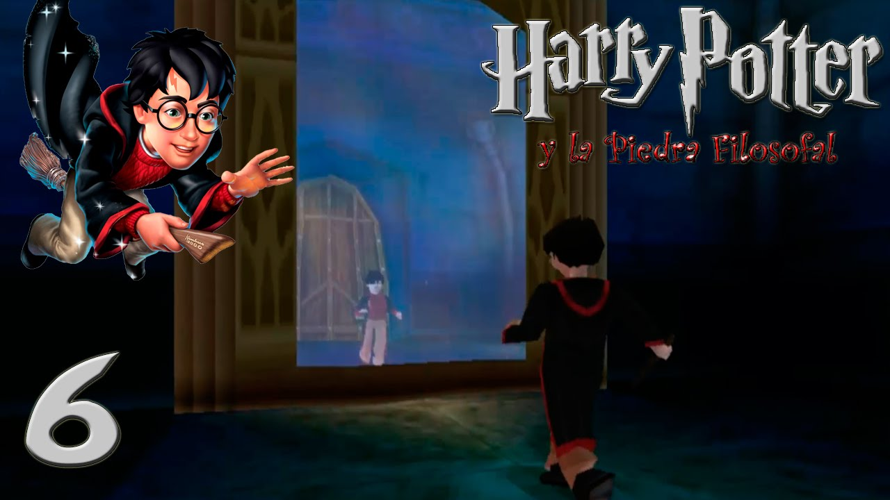 Harry potter y la piedra filosofal ep 6 espejo de for Espejo harry potter