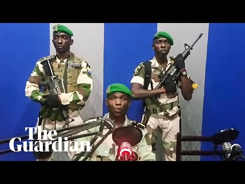 Gabon: soldiers announce a coup attempt on state television