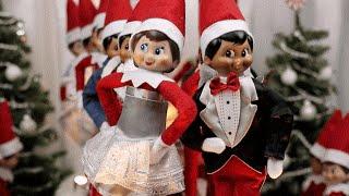 Elf on the Shelf: North Pole Fashion Show