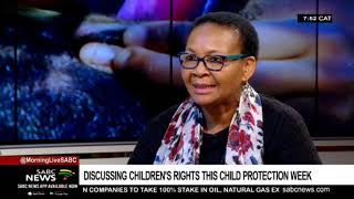 Child Protection Week to raise awareness about children's rights