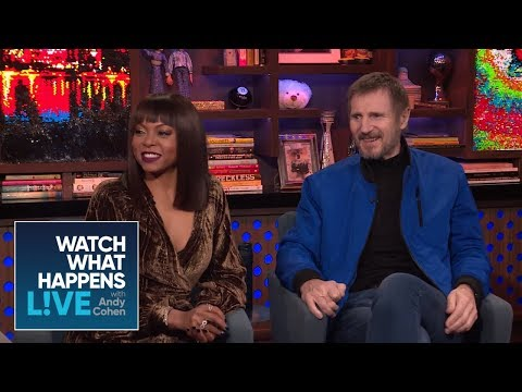 Liam Neeson's Least Favorite 'Taken' Movie | WWHL