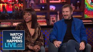 Liam Neeson's Least Favorite 'Taken' Movie | WWHL