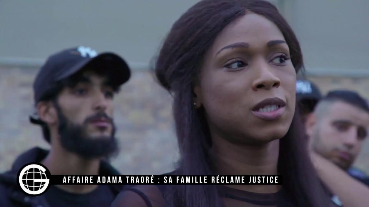 Le Gros Journal avec Assa Traoré : Adama Traoré, sa famille demande justice