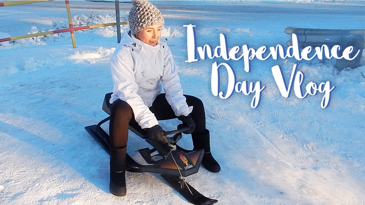 INDEPENDENCE DAY FINLAND - YouTube