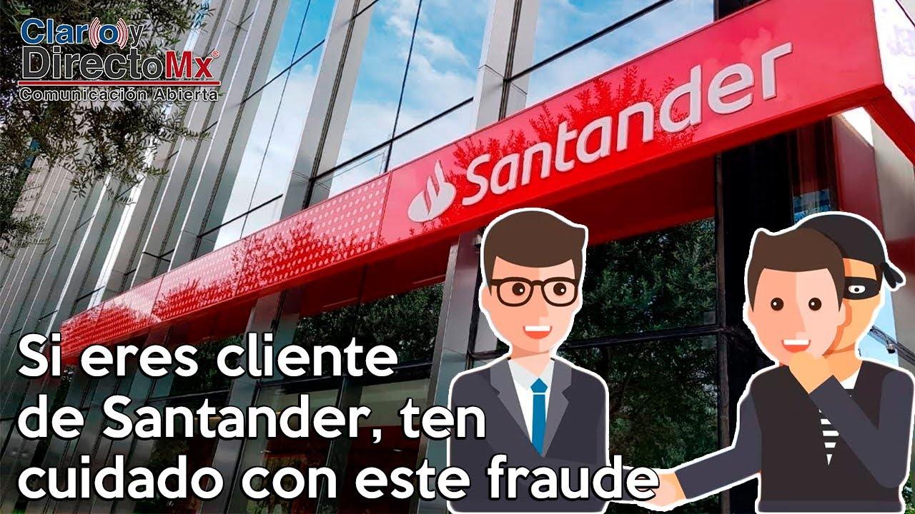 Download Banco Santander niega defraudación masiva a sus clientes, habrá demanda colectiva