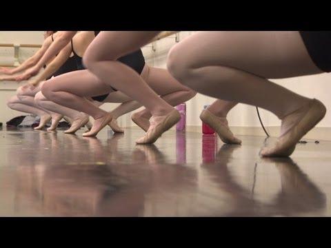 Atlanta Ballet Girls