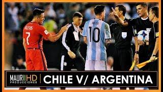 Argentina 1 v/s Chile 0
