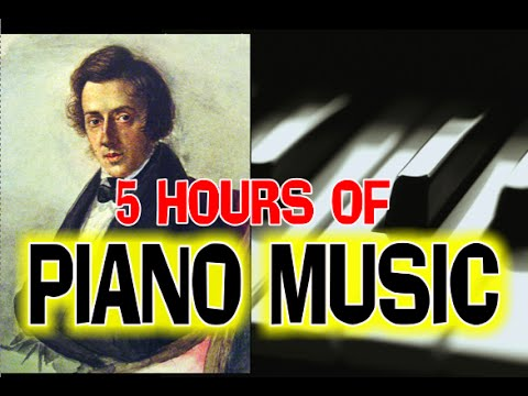 The Most Beautiful Piano Pieces (5 hrs) | Chopin, Bach, Mozart, Liszt, &  Others