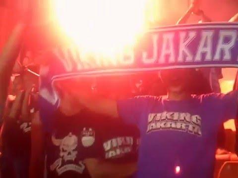 VIKING JAKARTA pesta kemenangan..