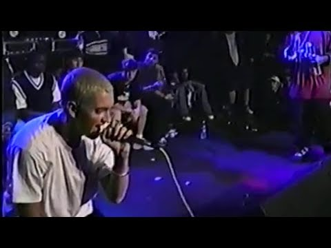 Eminem - As the World Turns [1999 Live at The Whisky a Go Go]