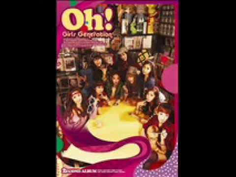 Girls' Generation SNSD - Oh! FULL ALBUM