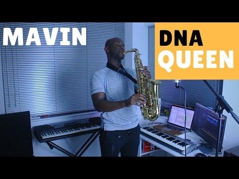DNA Queen Instrumental Remix [BEST Saxophone Instrumental Cover] by OB 🎷