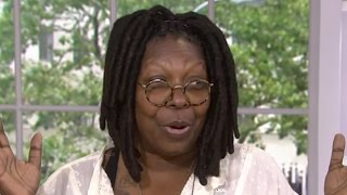 """Whoopi Goldberg On """"The View"""" Shakeup 