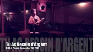 Tu As Besoin d'Argent || Original Song || Ukulele || Daphné Mia Essiet