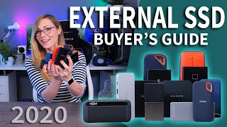 The Best External SSDs in 2020 for Windows, Mac or Consoles - 13 Different Models Tested
