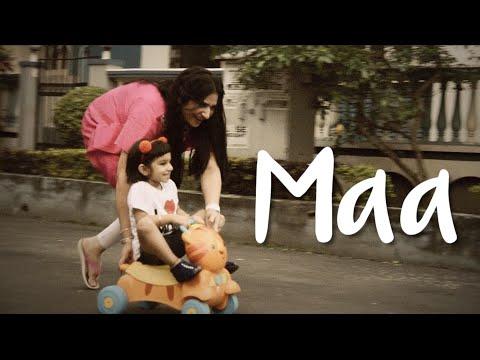 Maa   KavyaKriti   Happy Mother's Day   Original Hindi Song