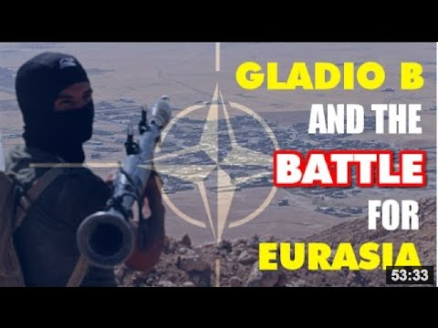 Corbett Report - Gladio B and the Battle for Eurasia