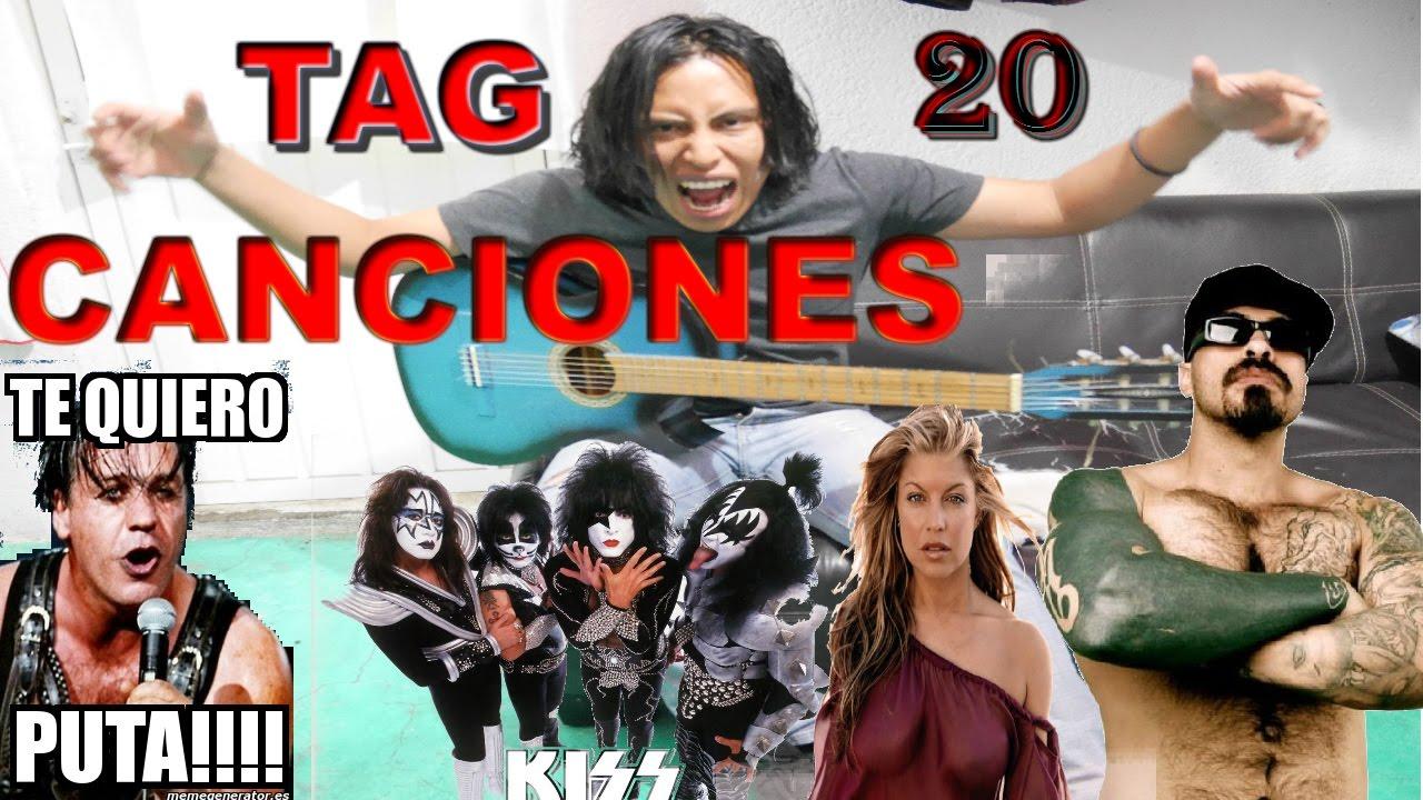 Download Tag de las 20 canciones ( ROCK/METAL y... pop? )