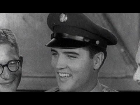 Todestag von Elvis: Seltene Aufnahmen vom King of Rock and R