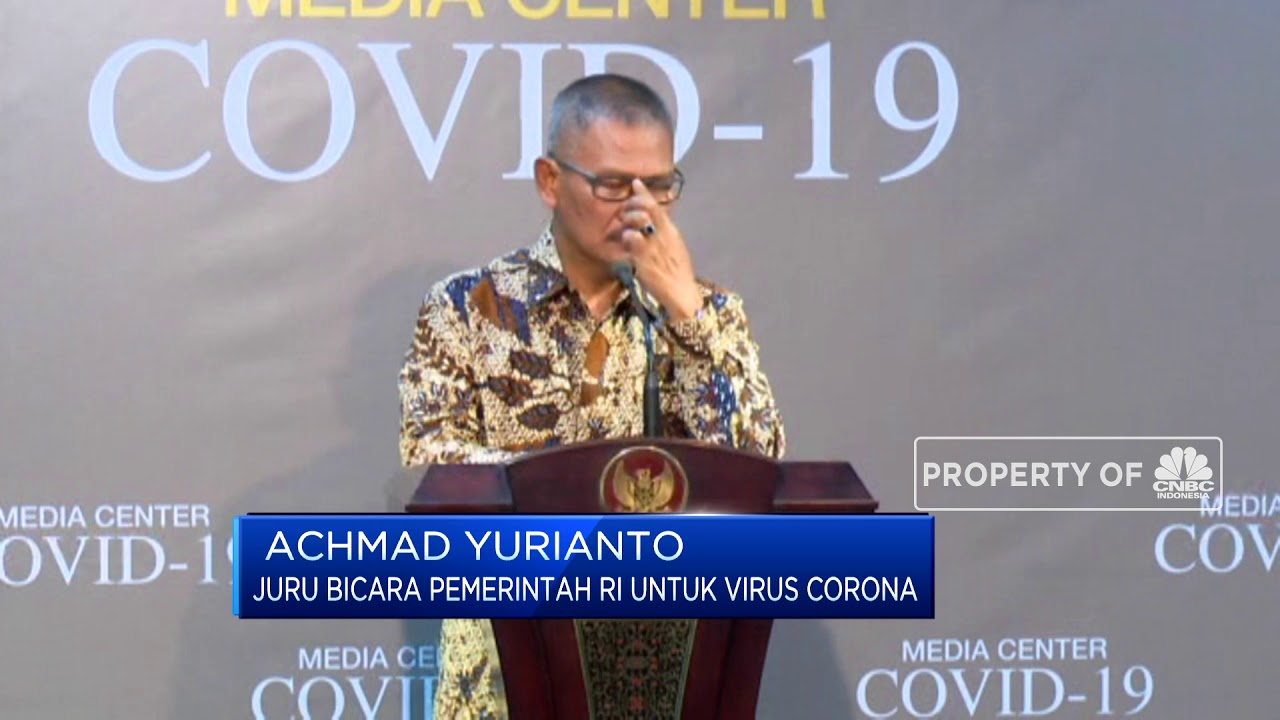 Pasien Virus Corona di RI Bertambah 8 Menjadi 27 Orang