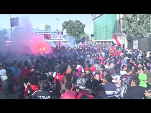 Deadly clashes in Egypt following football verdicts