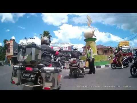 Eagle Rider Community  Touring Makasar-Manado 2016
