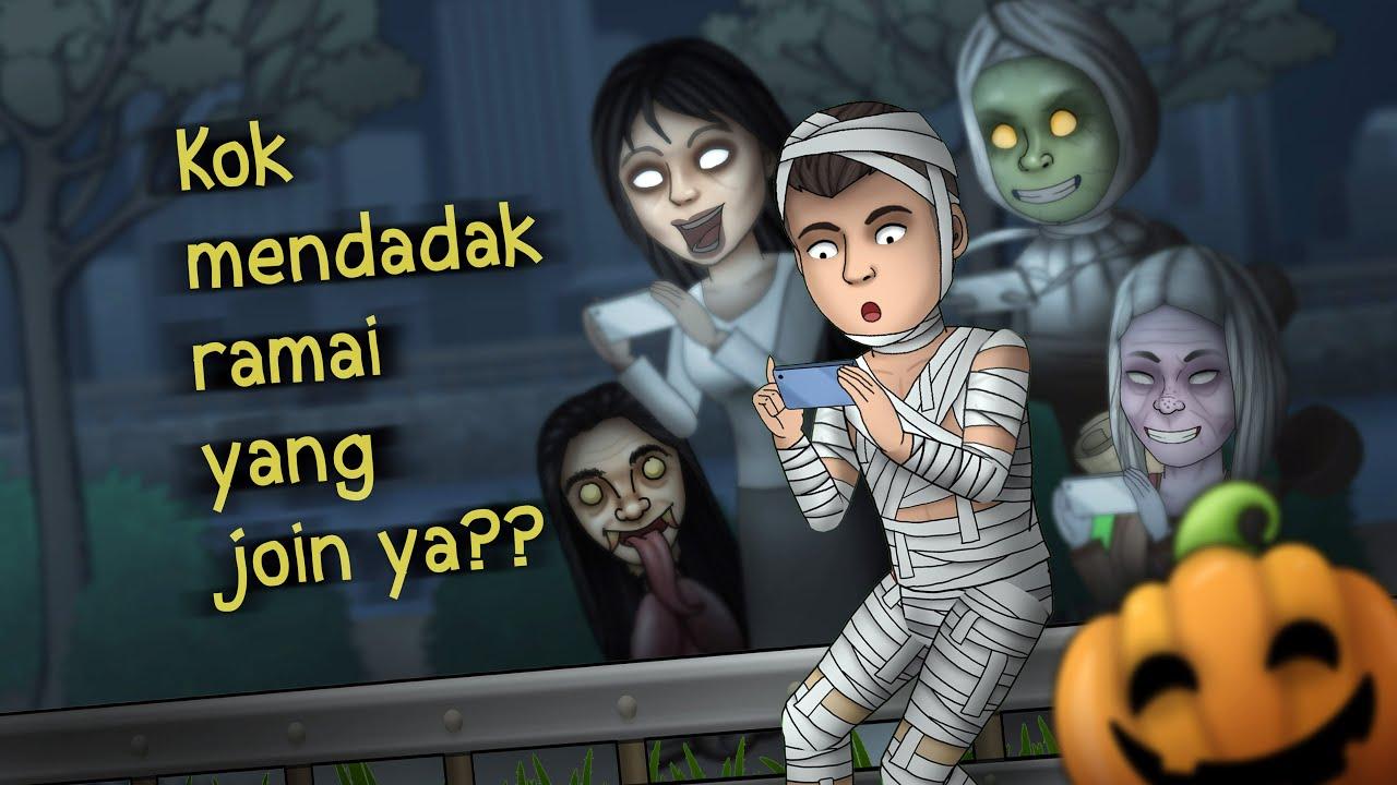 Akibat Main Game Pas Malam Halloween