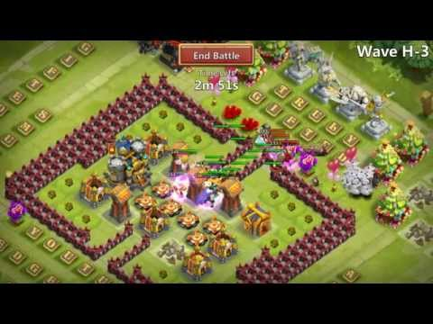 Castle Clash- Reaper Or Immortep