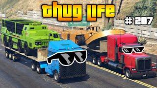 GTA 5 THUG LIFE AND FUNNY MOMENTS (Wins, Stunts and Fails #207)