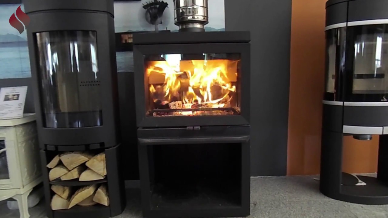 quickfire focus the jotul f520 live demonstration youtube
