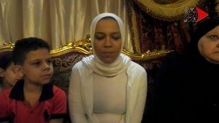 شقيقة «ضابط أبو صوير»: عياله ميعرفوش أنه مات.. والمسئولون سبب وفاته