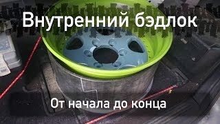 Как собирали диски со внутренним двухсторонним бедлоком из трубы
