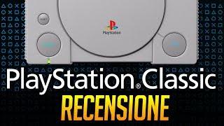 PlayStation Classic: Recensione della mini console Sony