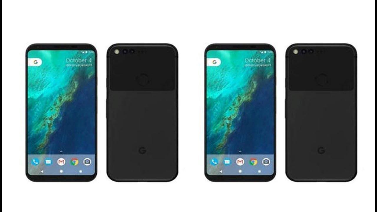Google Pixel XL 2 Bezel-less, Dual Cameras , Specs ...