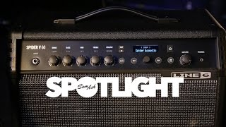 Line 6 Spider V Deep Dive and Sound Examples