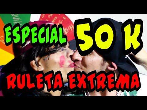 Especial 50k  Ruleta Extrema - Loco IORI ( Ruleta De La Muerte )