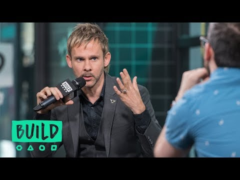 """Dominic Monaghan Talks About WGN America's """"100 Code"""""""