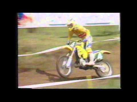 Motocross GP 250cc Ulricehamn 1989