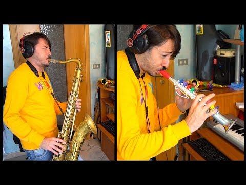 Una Lady Como Tù - MTZ Manuel Turizo [Saxophone Cover & Sax Toy]