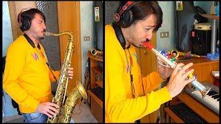 Una Lady Como T MTZ Manuel Turizo Saxophone Cover Sax Toy.mp3