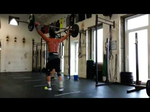 Diogo Chin Pinto 16 1 Open CrossFit