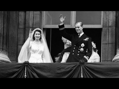 The Royal Wedding of Queen Elizabeth II and Prince Philip 1947