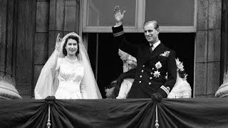 The Royal Wedding of Queen Elizabeth II and Prince Philip 1947