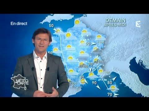MALC 12/05/14 Les Prévision météo J-9 : du lundi 12 mai au mercredi 21 mai 2014