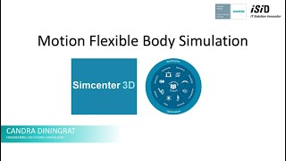 Simcenter 3D Motion Flexible Body Simulation