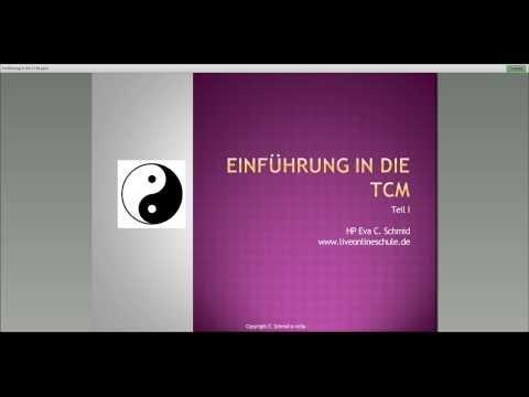 Schnupperseminar Einführung in die traditionelle chinesische Medizin